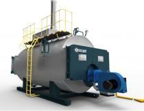 WNS Caldera de Vapor de Gas de Condensación